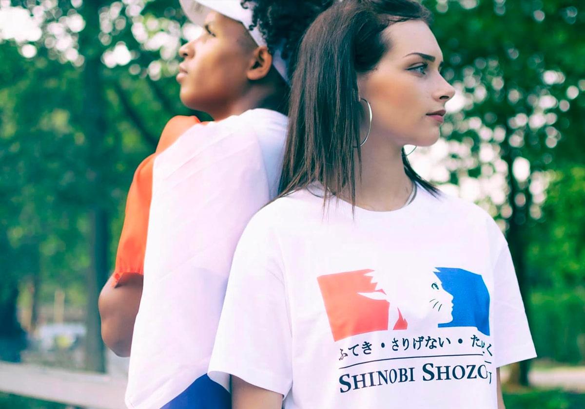 Shinobi Shozoku Naruto France